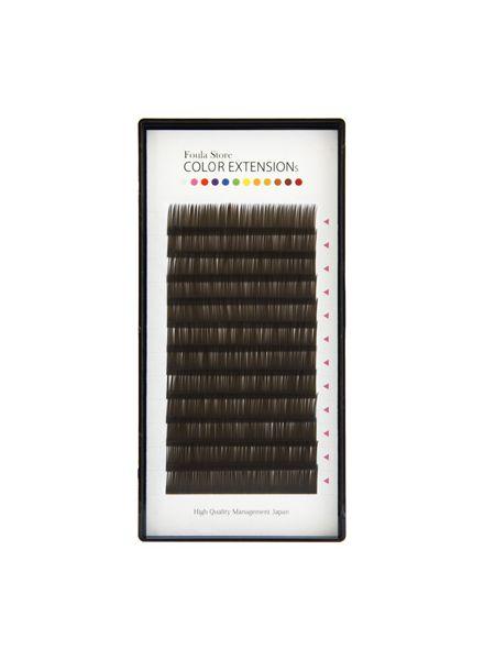 Color Volume Up Lash 12 Lines Dark Brown