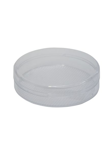 Plastic Canister (Round Shape)